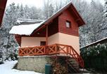 Location vacances Sucha Beskidzka - Zawoja Chaty Górskie D4-4