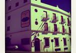 Hôtel Conil de la Frontera - Hotel Restaurante Blanco y Verde-1