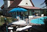 Location vacances Ayen - Holiday home Les Termes-2