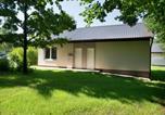 Villages vacances Hradec Králové - Ea Rodinné chatky Kraskov-3