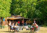 Camping avec Piscine Saint-Cybranet - Camping Sites et Paysages Les Pastourels-2