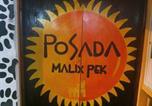 Hôtel Cobá - Posada Malix Pek-1