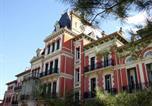 Hôtel Baho - Château Du Parc Ducup-1