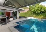 Location vacances Karon - Karon Beach Pool Villas-1