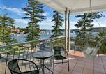 Location vacances Manly - Two Bedroom Apartment East Esplanade (East5)-1