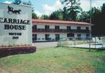 Hôtel Lake Placid - Carriage House Motor Inn-1