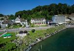 Hôtel Horw - Hotel Seeburg - Chalet Gardenia-3