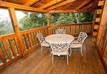 Location vacances Cherokee - Do Not Disturb by Gatlinburg Cabins Online-4