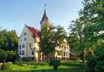 Hôtel Koszalin - Hotel Bursztynowy Pałac-1