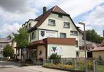 Hôtel Bruchsal - Gasthaus Fünf Schneeballen-1