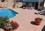 Location vacances Fasnia - Holiday Home Bungalow el Poris de Abona E-1