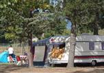 Camping avec Site nature Escaro - Camping de la Vallée-3