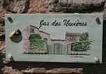 Hôtel Forcalquier - Le Jas des Nevières-1