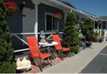 Hôtel Morro Bay - Pleasant Inn-1