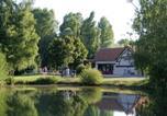 Camping Château de Chambord - Sites et Paysages les Saules - Cheverny-1