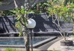 Hôtel Kintamani - Lava Stone Hostel-3