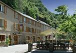Hôtel Rullac-Saint-Cirq - Le Relays du Chasteau-4