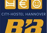 Hôtel Hannover - Bed'nbudget City-Hostel-2