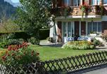 Location vacances Boltigen - Apartment Haldi-4