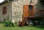 Location vacances Champagnac-le-Vieux - Auvergne Gite de la Foret - Le Boucharel-2