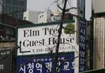 Location vacances Séoul - Elm Tree Guesthouse Myeongdong-2