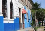 Hôtel Lima - Hostal Vladis I-4
