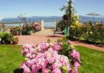 Hôtel Qualicum Beach - Buena Vista by the Sea