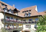 Hôtel Marktsteft - Hotel Ritter Jörg-3