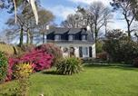 Location vacances Cast - Holiday home La Boissiere Guengat-1