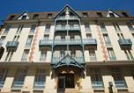 Hôtel Deauville - Résidence Pierre & Vacances Le Castel Normand-2