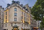 Hôtel 4 étoiles Sèvres - Derby Alma-1