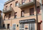 Hôtel Falconara Marittima - Ostello della Gioventù Ancona-1