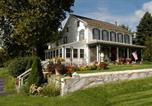 Location vacances Gettysburg - 1825 Inn Bed and Breakfast-1