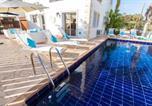 Location vacances Ayia Napa - Oceanview Villa 137-4