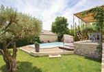 Location vacances Junas - Three-Bedroom Holiday Home in Congenies-3
