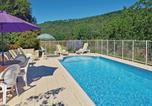 Location vacances Milhac-d'Auberoche - Holiday Home Plazac - 07-2