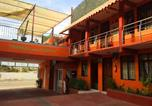 Hôtel Todos Santos - Hotel N Vanessa-3