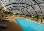 Camping avec Piscine Berneval-le-Grand - Camping Les Marguerites-1