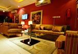 Hôtel Al Madinah As Sina'iyah - Sama Alqsr Almalaz-2
