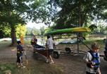 Camping 4 étoiles Champs-Romain - Camping la Ferme de Perdigat-3