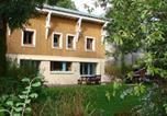 Location vacances Saint-Andéol - House Ancienne école des guillets-4