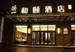 Hôtel Harbin - Yitel Harbin Central Avenue-1