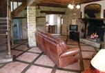 Location vacances Le Grand-Bourg - Holiday Home Folles with Fireplace I-4