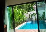 Location vacances Rawai - Plunge Villa A 2-1