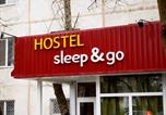 Hôtel Shymkent - Sleep & Go Hostel-3