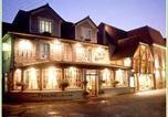 Hôtel Lachapelle-Auzac - Logis La Vieille Auberge-2