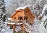 Location vacances Cernex - Cabane Perchée de l'orée des Bornes-4