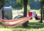 Camping en Bord de rivière Peisey-Nancroix - Huttopia La Claree-2