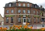 Hôtel Campigny - Auberge de la Houssaye-3