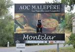 Location vacances Malviès - Dans un écrin de Nature-4